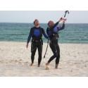 Curso de perfeccionamiento de kitesurf