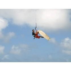 Curso avanzado de kitesurf