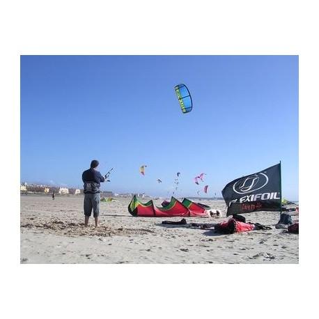 Curso individual de iniciación al kitesurf