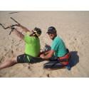 Curso individual de perfeccionamiento al kitesurf