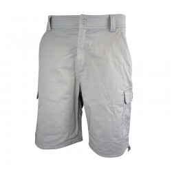 PANTALON CORTO -'Eddy' Shorts - Grey
