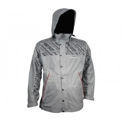 Chaqueta-'Raptor' Jacket - Grey