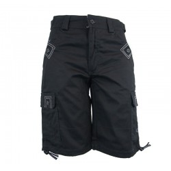 Pantalon-'Brooke' Shorts - Black