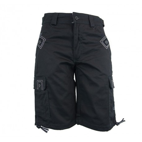 Pantalon-'Brooke' Shorts - Black