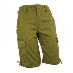 Pantalon-'Brooke' Shorts - Green
