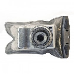 Pequeña cámara con lente