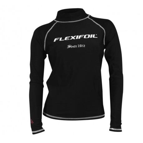 LYCRA-'Classic' Rash Vest Black