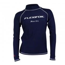 LYCRA-'Classic' Rash Vest Blue