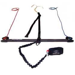 Flexifoil Traction Lite 4-Line Safety Control Bar de 55cm