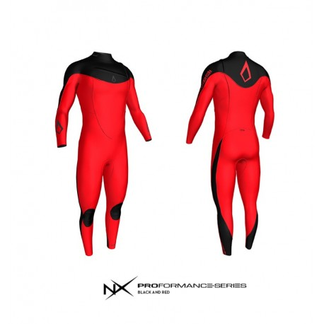 NX Proformance Series - Red/Black .3/2mm
