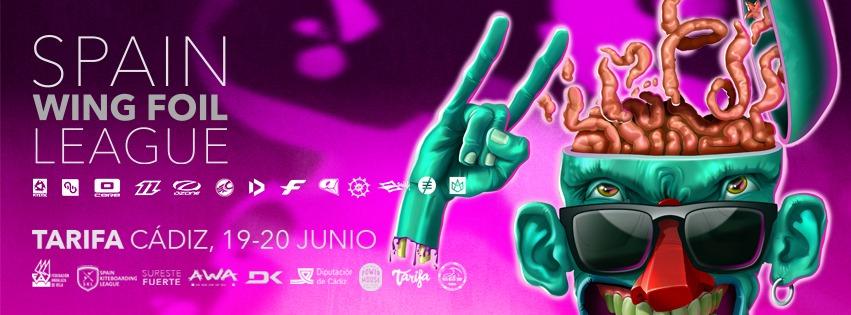 Primer Campeonato de Andalucia de Wingfoil en Tarifa, 19 y 20 de Junio 2021